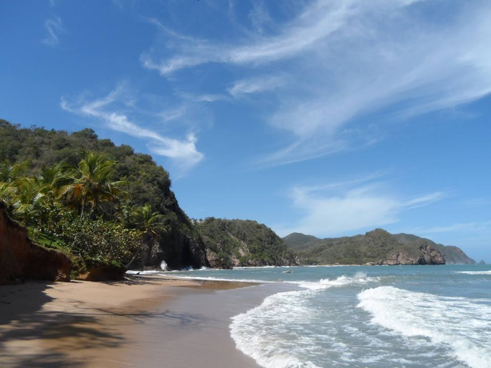 Playa Nivaldito - Paria